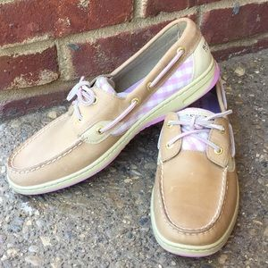 NWOB Sperry Top-Sider Boat Shoes Us 9.5